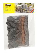 Roccia con Barriera Anti-caduta Massi H0 Nh58152 - noch modellismo
