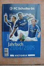 Jahrbuch FC Schalke 04 2004/2005