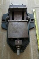 Mill Vise w/ Rotating / Swivel Base For Bridgeport or other Milling Machine
