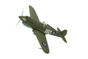Curtiss P-40B Warhawk Corgi Aviation Archive AA28101 Ex display