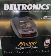 New listing Beltronics Pro 300 Radar Detector