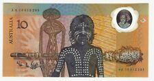 10 dollars Australia 1988 UNC Absolute