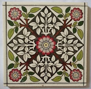 Victorian Gothic Tile