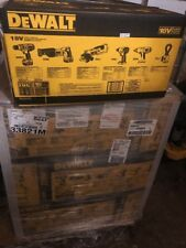 NEW DeWalt DCK675L Heavy-Duty 18V 6-Tool Cordless Combo Kit UPC: 885911072113