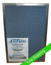 Air Care 20x30x1 SILVER Electrostatic Filter - Permanent, Washable, Save $$$