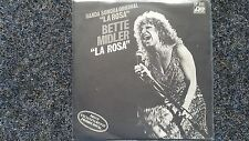 Bette Midler - The rose 7'' Single SPAIN PROMO