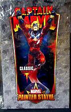 Captain Marvel Classic Statue New 2013  LTD to 530 Bowen Marvel Comics