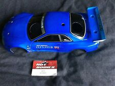 Hot Bodies HB10721 Nissan Skyline GTR, Painted and Trimmed, New, 200mm NIP