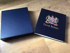 Stanley Gibbons Great Britain Luxury Davo Stamp Album Vol. 2 (1971 - 1989)