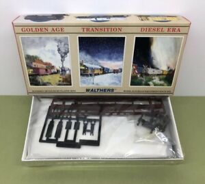 HO SCALE 54FT GSC FLAT CAR NORTHERN PACIFIC 62483 WALTHERS 932-3757 - NOS MIB