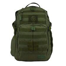 Military Pack Bag SOG Tactical Ninja Day Backpack OD US Army Green Heavy Duty