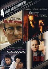 Michael Douglas Collection: 4 Film Favorites [2 Discs] (2011, DVD NEW)