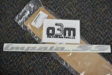 1994-1996 Chevrolet Impala SS Transfer Decal Nameplate new OEM 10248742