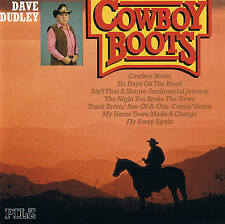 "Dave Dudley "" Cowboy Boots "" TOP COUNTRY CD PILZ 1991"