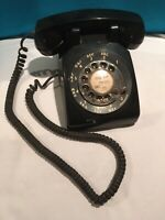 Vintage Telephone, Yep! Not a Cell Phone. Western Bell Rotary Dial Telephone.