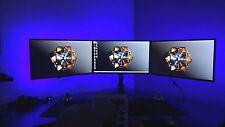 UNDER Desk - Gaming DESK - Lighting KIT - GREAT GIFT for GAMER / Video Game