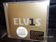 NEW SEALED ELVIS 30 #1 HITS CD HARD TO FIND LOOK BUYT IT