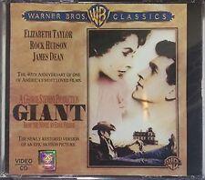 GIANT (1956) Double VCD Classic Movie James Dean Elizabeth Taylor Rock Hudson