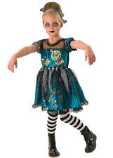 Kids Halloween Frankie Girl Costume