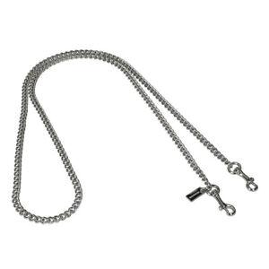 NWT COACH Chain Strap Bag Purse Crossbody Shoulder Strap Silver F31126 SVCC9