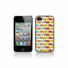 Multicoloured Mobile Phone Fitted Case for Apple