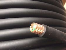 25' Foot, 12/3 AWG Gauge, SOOW Copper Shielded Portable Flexible Wire Cable