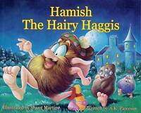 Hamish the Hairy Haggis (Lomond), A. K. Paterson, Very Good Book