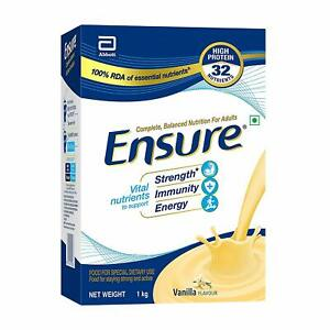 Ensure Complete, Balanced Nutrition Drink for Adults with Nutri -Vanilla 1KG
