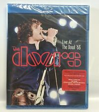 THE DOORS - LIVE AT THE BOWL '68  -  BLU RAY