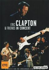 Eric Clapton - In Concert For The Crossroads Centre At Antigua (DVD, 1999)