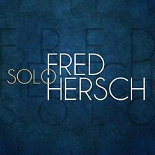 Fred Hersch - Solo (NEW CD)