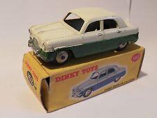 Dinky 162 Ford Zephyr Saloon Como Nuevo En Caja