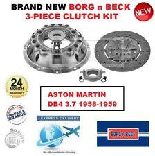Brand New BORG n BECK 3-PIECE CLUTCH KIT for ASTON MARTIN DB4 3.7 1958-1959