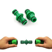 5Pcs 1/2 Water Hose Connector Quick Connectors Garden Tap Joiner Joint Tool XS