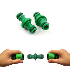 5Pcs 1/2 Water Hose Connector Quick Connectors Garden Tap Joiner Joint ToolLD