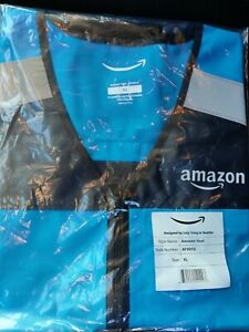 Amazon NEW Size XL Extra Large Vest DSP Flex Delivery Driver New in Plastic
