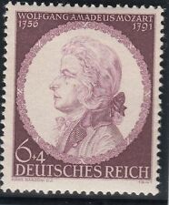 TIMBRE ALLEMAGNE  NEUF * CHARNIERE N° 734 MOZART