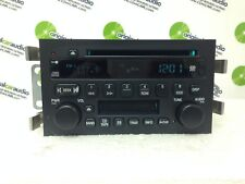 2003 2004 2005 Buick Radio Tape CD Player Cassette Deck RDS Stereo