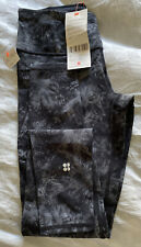 Sweaty Betty Power sculpt Full Length Leggings Blue Size XS new with tags