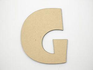 60cm Large MDF Wood Letter Words Wood Letters Alphabet Name Sho