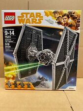 LEGO Star Wars - 75211 - Imperial TIE Fighter - NEW - SEALED - FREE SHIPPING