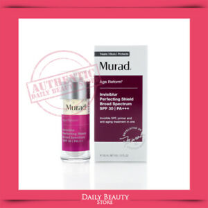 Murad Invisiblur Perfecting Shield Broad Spectrum SPF30 1oz NEW FASTSHIP