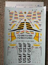 1/72 Microscale F-86F Sabre USAF
