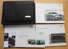 AUDI S3 3 PORTE Manuale Proprietari Manuale 2006–2008 Pack 16471