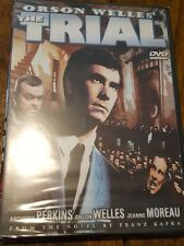 Orson Welles' The Trial DVD Anthony Perkins Jeanne Moreau NEW SEALED