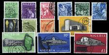 Nigeria Nr. 92-104 gest. (1710102054)