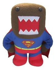 """Domo SUPERMAN DC Heroes Small 6"""" Plush - New with tags"""
