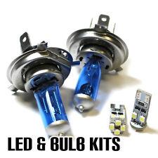 FORD Transit 2.2 55w Ghiaccio Blu Xenon Aggiornamento principale/Dip/Lato CANBUS LED Lampadine