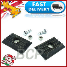 DUCATO RELAY JUMPER BOXER 2006 - Rear Suspension Leaf Spring Pad x 2  NEW !!!