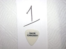 Simon Townshend Guitar Pick The Who
